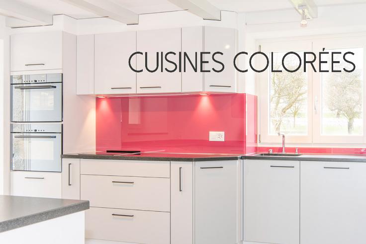 cuisines colorées